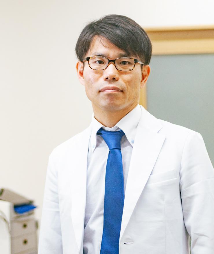 今井眼科医院 院長・今井 大介の写真です。